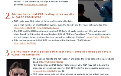 PCR Test Untrustworthy
